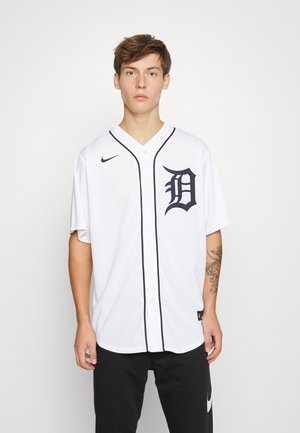 MLB DETROIT TIGERS OFFICIAL REPLICA HOME - Club wear - white