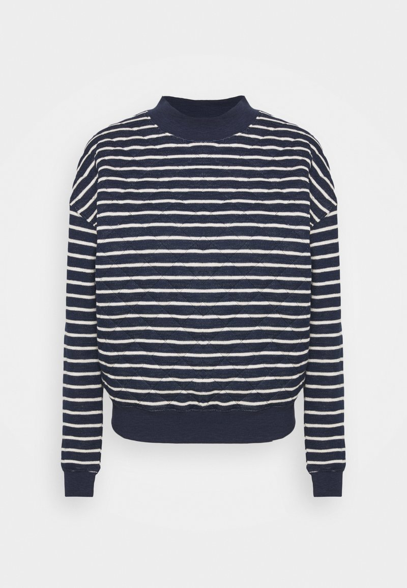 Madewell - WALL STREET - Jumper - dark nightfall