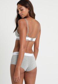 Calvin Klein Underwear - MODERN COTTON - Bokserit - grey heather - 2