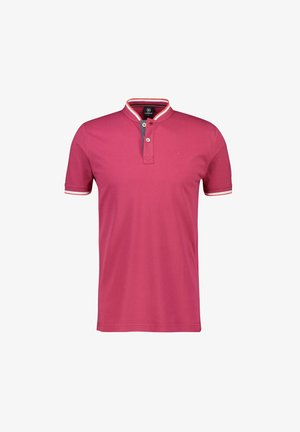 REGULAR FIT - Polo shirt - rose hip red