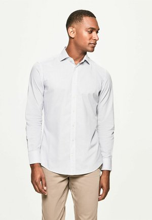 ETAMINE STR - Formal shirt - grey/white