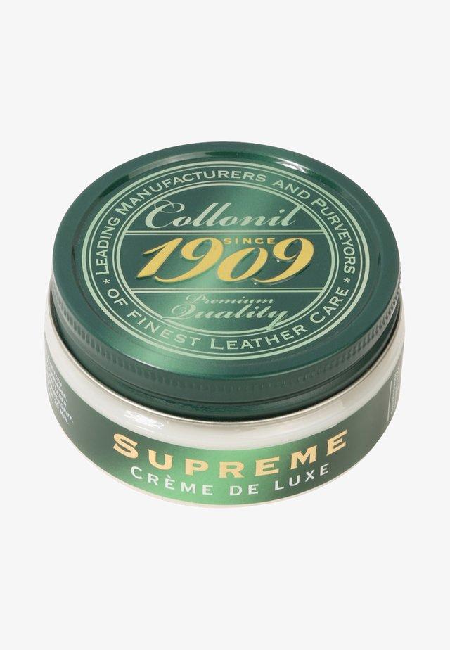 1909 CREME DE LUXE  - Shoe care - farblos