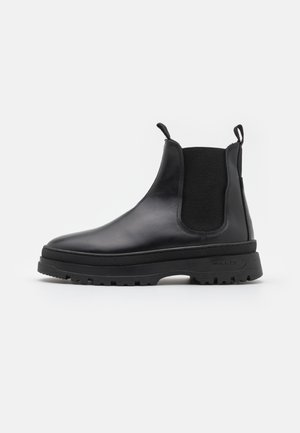 ST. GRIP - Classic ankle boots - black