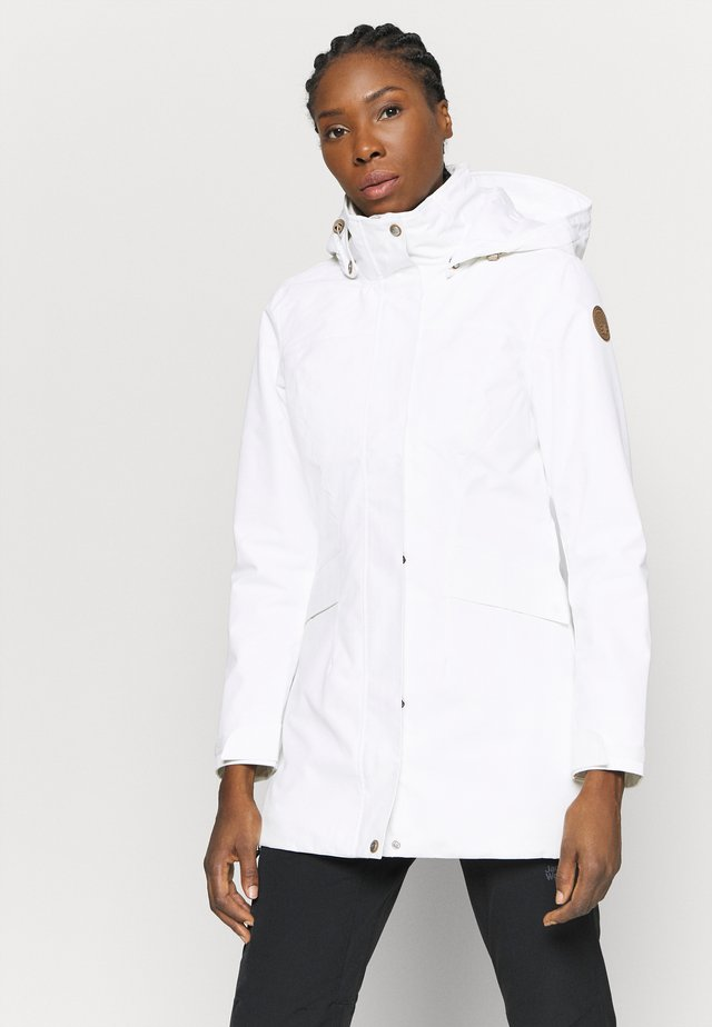 ALICEVILLE - Cappotto invernale - natural white