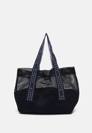 TOTE LOGO - Tote bag - navy