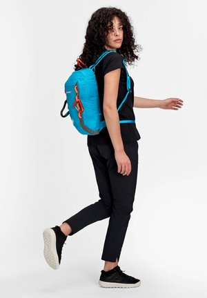 NEON LIGHT - Hiking rucksack - ocean