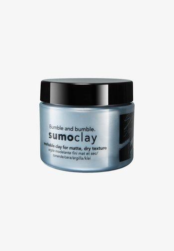 SUMOCLAY - Hair styling - -