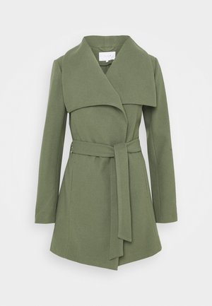 VIPUKTI COAT - Short coat - medium green