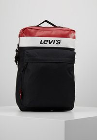 Levi's® - PACK STANDARD ISSUE COLORBLOCK - Reppu - brilliant red - 0