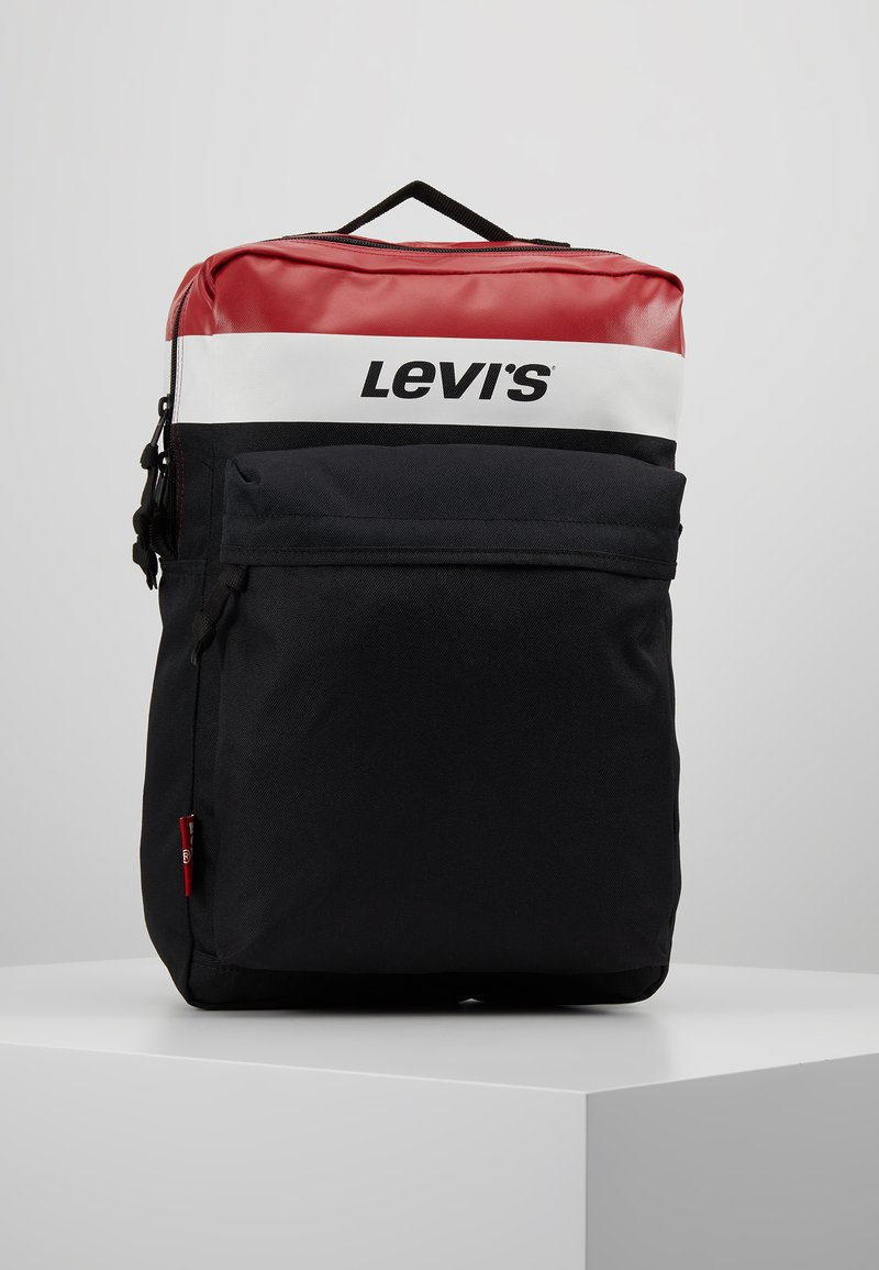Levi's® - PACK STANDARD ISSUE COLORBLOCK - Reppu - brilliant red