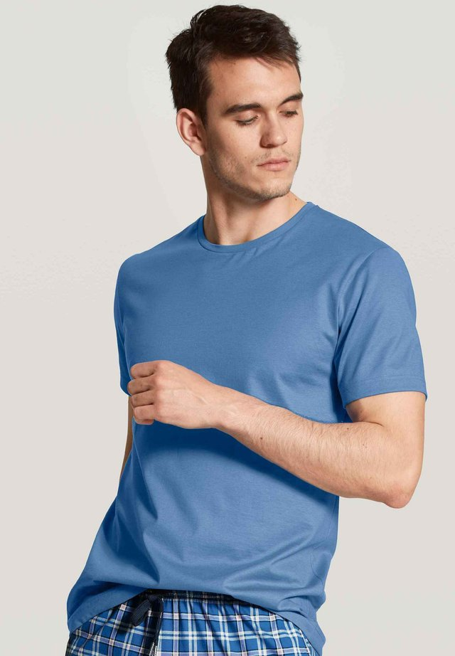 Basic T-shirt - bay blue