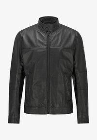 BOSS - Leather jacket - schwarz - 0