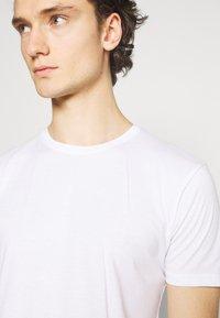Denim Project - 10 PACK  - T-shirt basique - black/white/light grey melange - 6