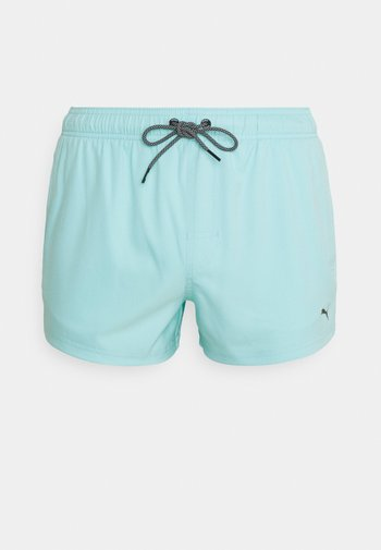 SWIM MEN SHORT LENGTH  - Swimming shorts - blue