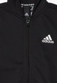 adidas Performance - Sweat à capuche zippé - black/white - 2