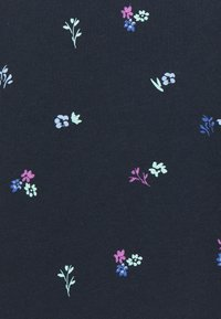 TOM TAILOR - Print T-shirt - navy colorful floral design - 2