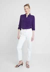 Seidensticker - FASHION - Button-down blouse - parachute purple - 1