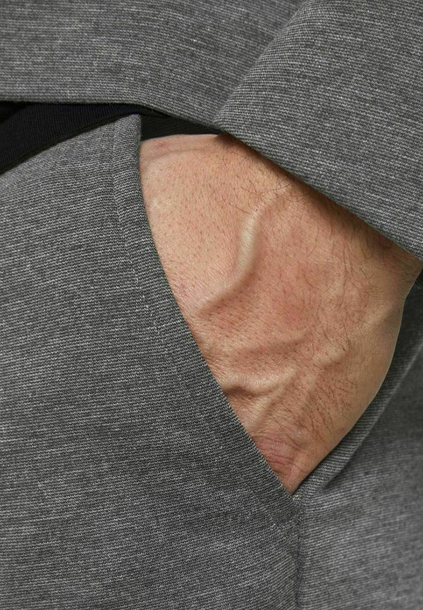 Produkt PHIL - Chinosy - dark grey melange/ciemnoszary melanż Odzież Męska MUYL