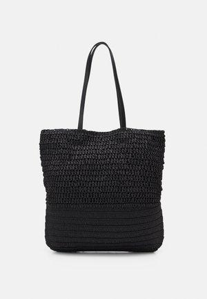 PCLINOALDO SHOPPER - Velká kabelka - black
