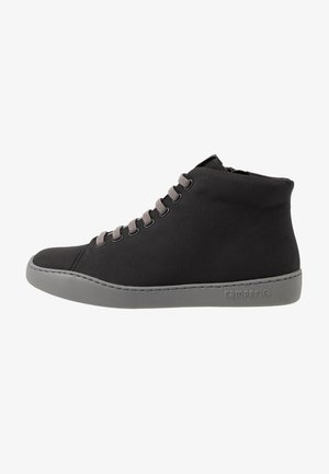 PEU TOURING - Sneakersy wysokie - black