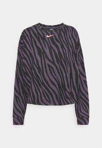 Nike Sportswear - CREW - Sudadera - dark raisin - 5