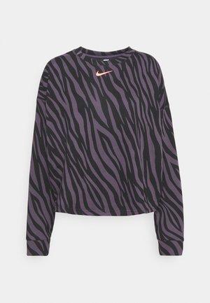 CREW - Sweatshirt - dark raisin