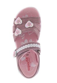 Superfit - EMILY - Sandals - lila pink - 3