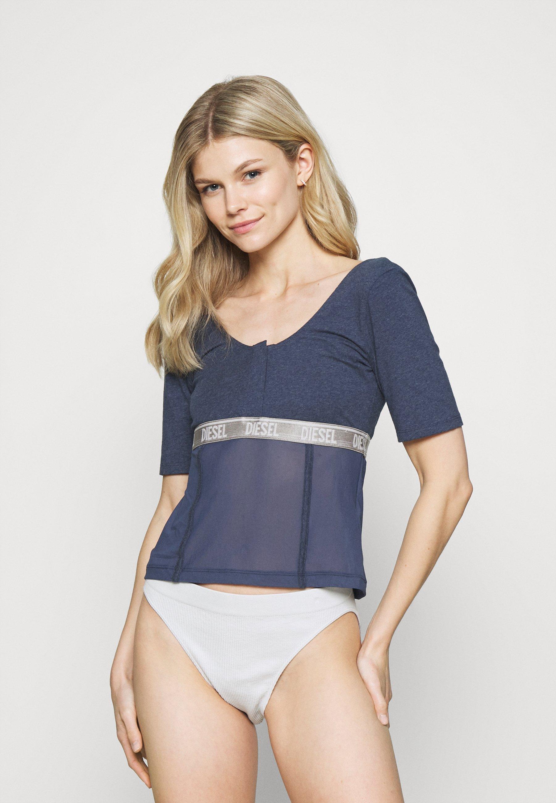 Women UFTEE-TOPCUT-DN - Pyjama top