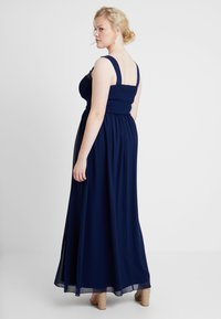 Little Mistress Curvy - Abito da sera - navy