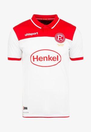 FORTUNA DÜSSELDORF - Club wear - white/red