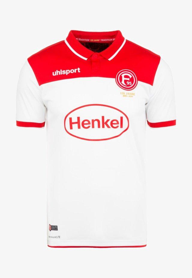 FORTUNA DÜSSELDORF - Vereinsmannschaften - white/red