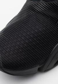 Nike Performance - AIR ZOOM SUPERREP UNISEX - Sportovní boty - black/anthracite/pure platinum - 5