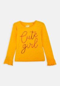 Lemon Beret - GIRLS - Long sleeved top - artisans gold - 0