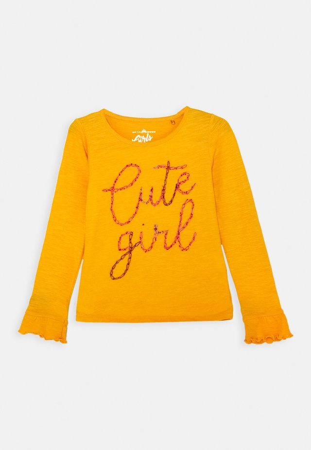 GIRLS - Camiseta de manga larga - artisans gold
