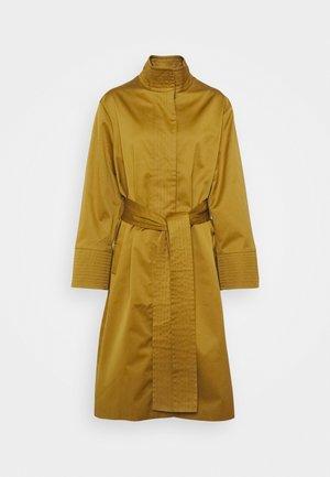 BONNEY LIGHTWEIGHT LONG COAT - Classic coat - golden brown
