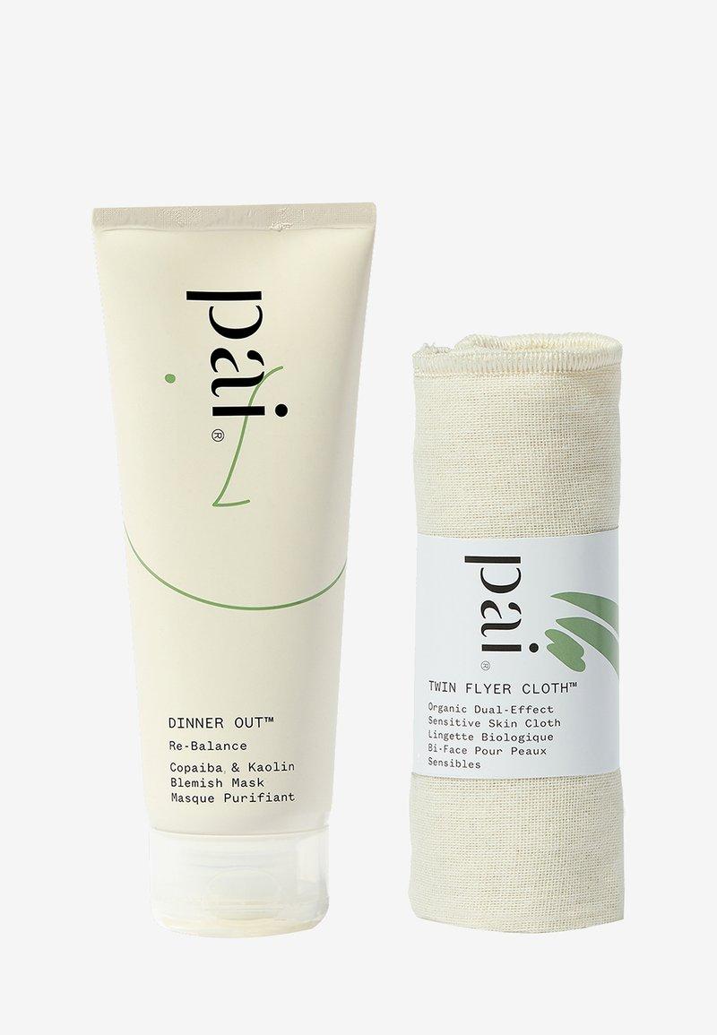Pai Skincare - DINNER OUT - Ansiktsmask - -