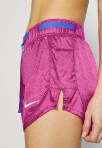 Nike Performance - Sports shorts - fire pink/sapphire/white - 5