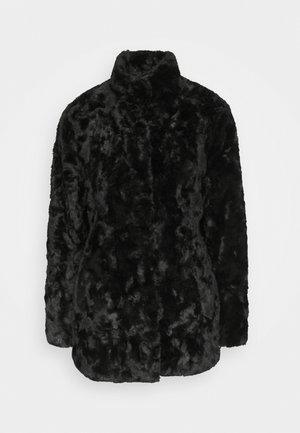 MINIMAL - Manteau court - black