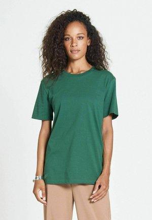 ESSENTIAL  - T-shirt basic - bottle green