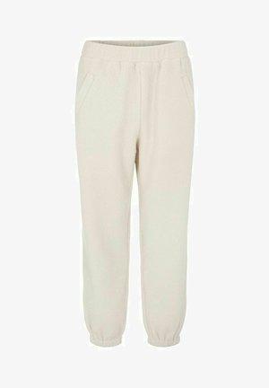 Pantalon de survêtement - cloud dancer