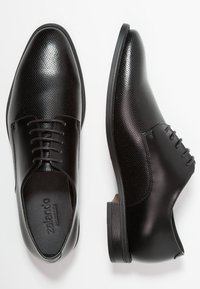 Zalando Essentials - Smart lace-ups - black - 1