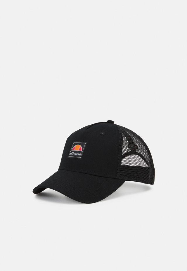 POLZI UNISEX - Cappellino - black