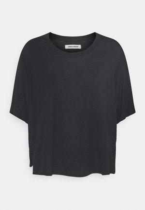 STONE GRABBER TEE - T-shirts med print - black