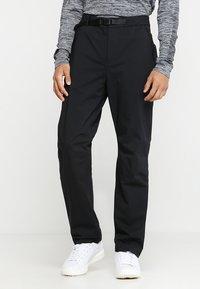 Nike Golf - HYPERSHIELD PANT CORE - Trousers - black - 0