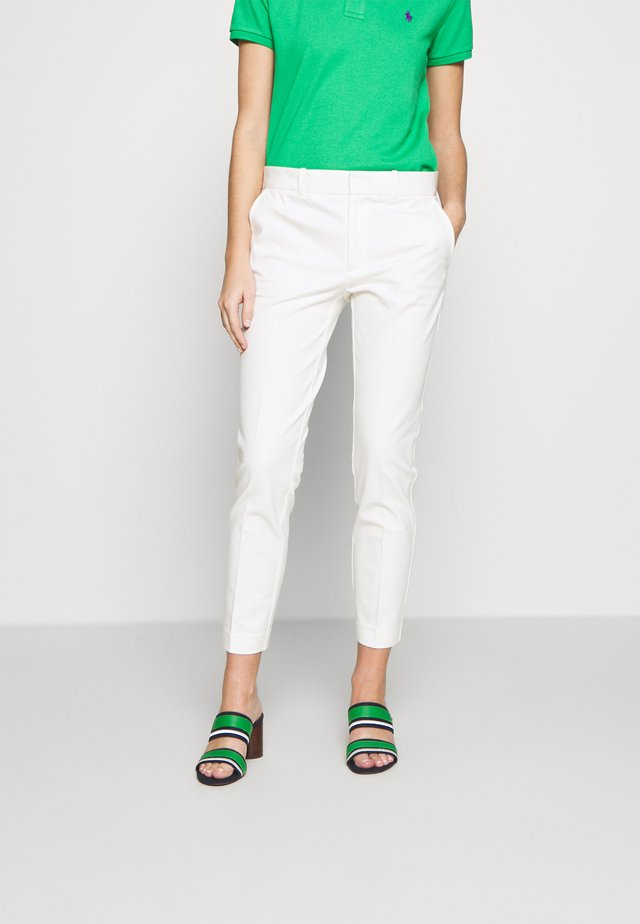 MODERN BISTRETCH - Chino kalhoty - warm white