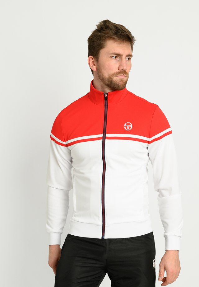 YOUNGLINE PRO  - Trainingsjacke - white/red