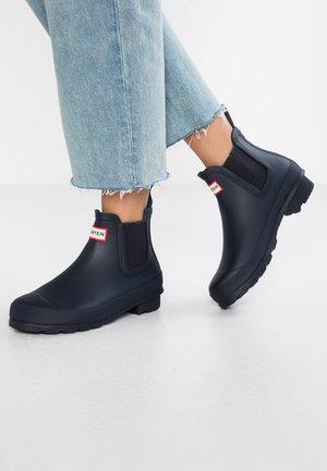 ORIGINAL CHELSEA  - Stivali di gomma - navy