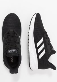 adidas Performance - DURAMO 9  - Neutral running shoes - core black/footwear white - 0