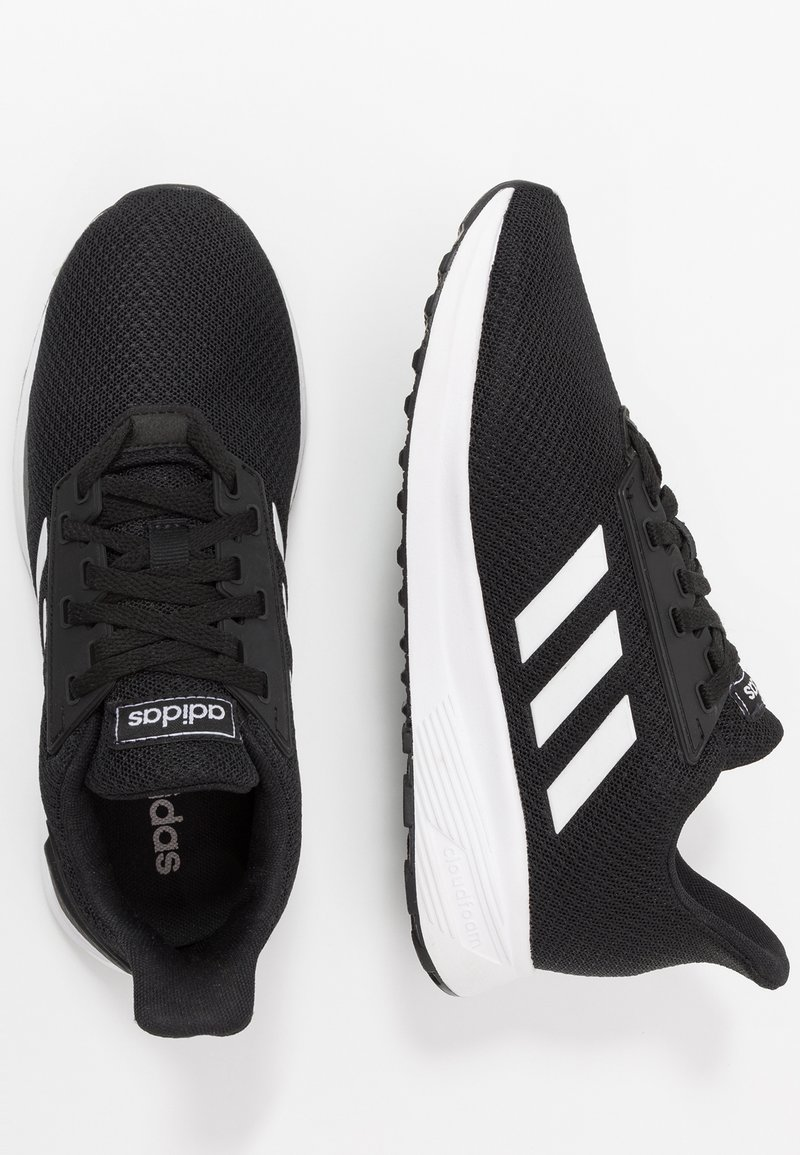 adidas Performance - DURAMO 9  - Neutral running shoes - core black/footwear white