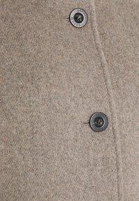 Esprit Collection - BASIC COAT - Classic coat - taupe - 2